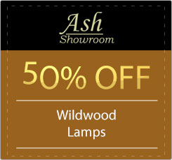 50% Off Wildwood Lamps